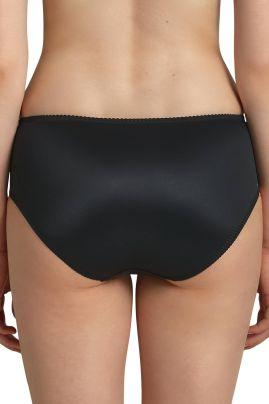 Safina high waist brief Black