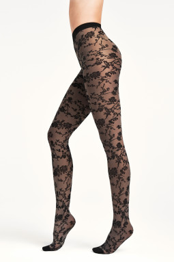 Marie Tights Black