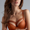 Dame De Paris push up-rintaliivi Cinnamon