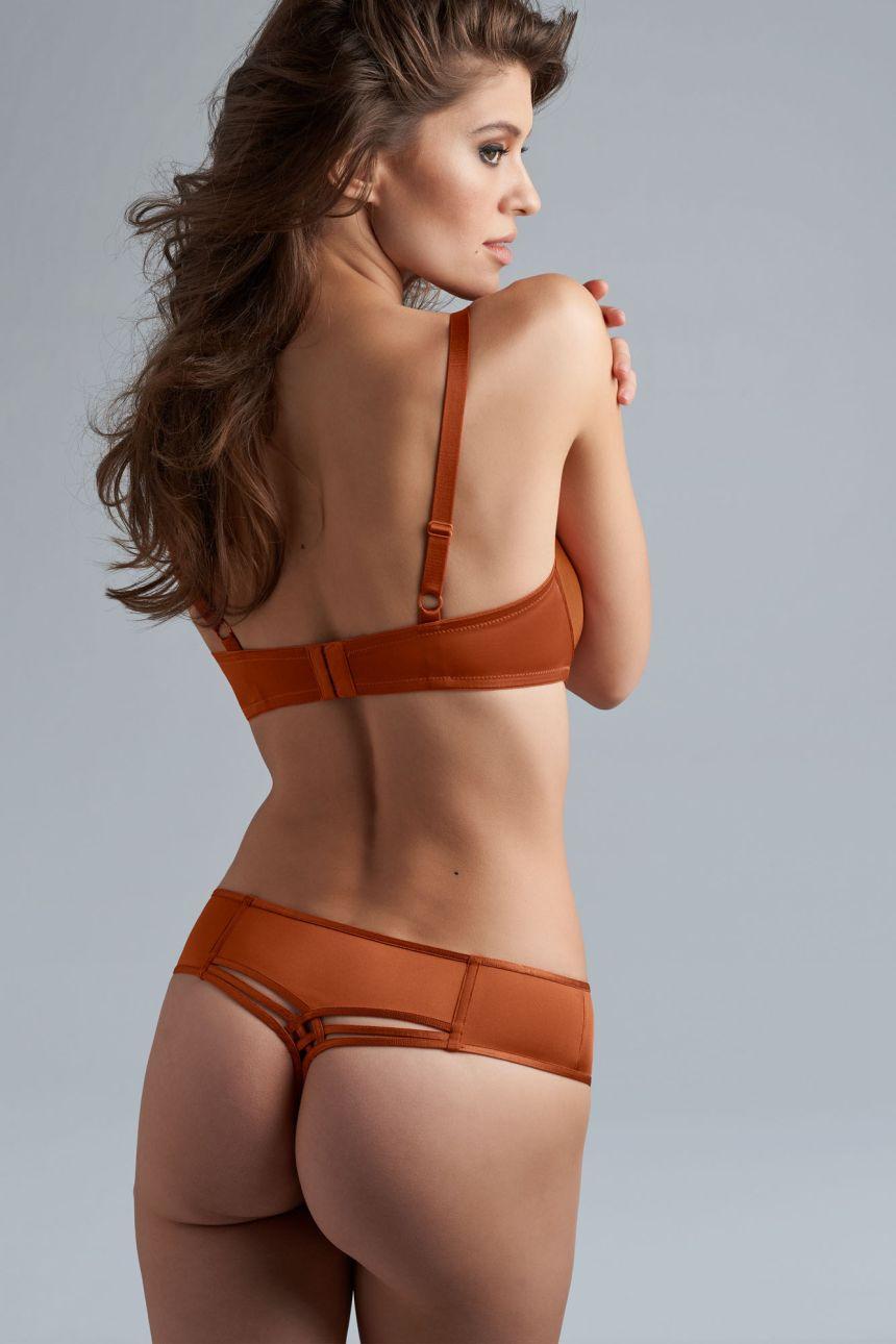 Dame De Paris string-housu Cinnamon