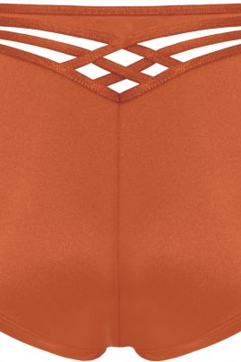 Dame De Paris brazilian shorts Cinnamon