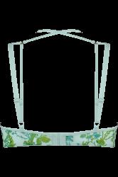 Jardin des Herbs topattu balconette -rintaliivi