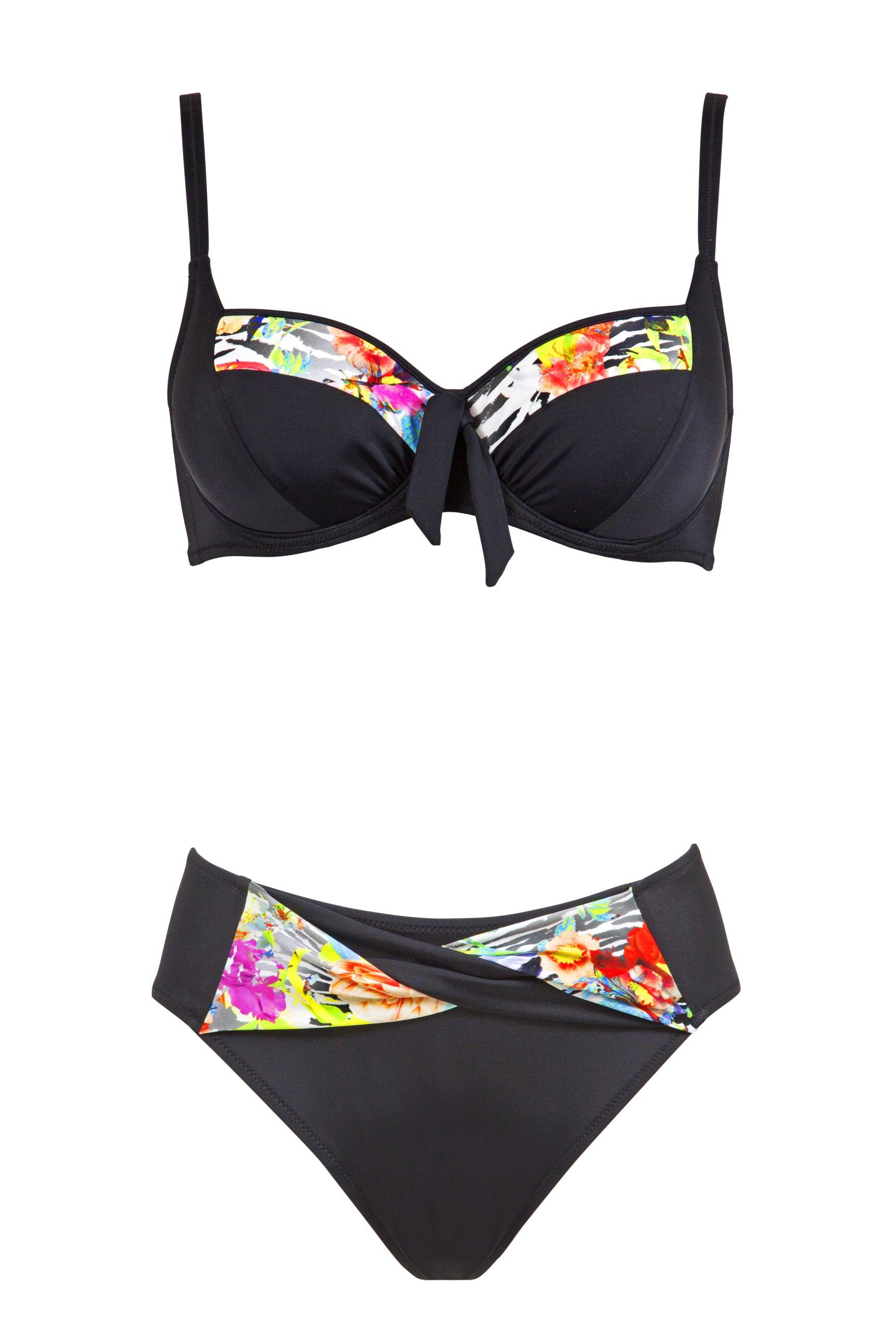 African Bloom bikini