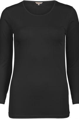Pure Silk aluspaita Musta