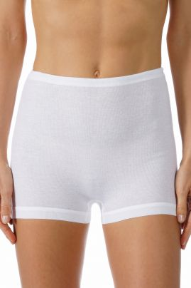 Mey 2000 cotton boxer pants White