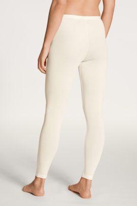 True Confidence woolsilk leggings Cream