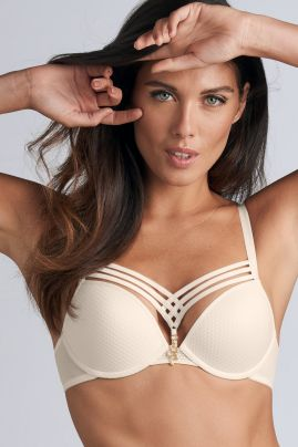 Dame de Paris push up -rintaliivi Egyptian Ivory