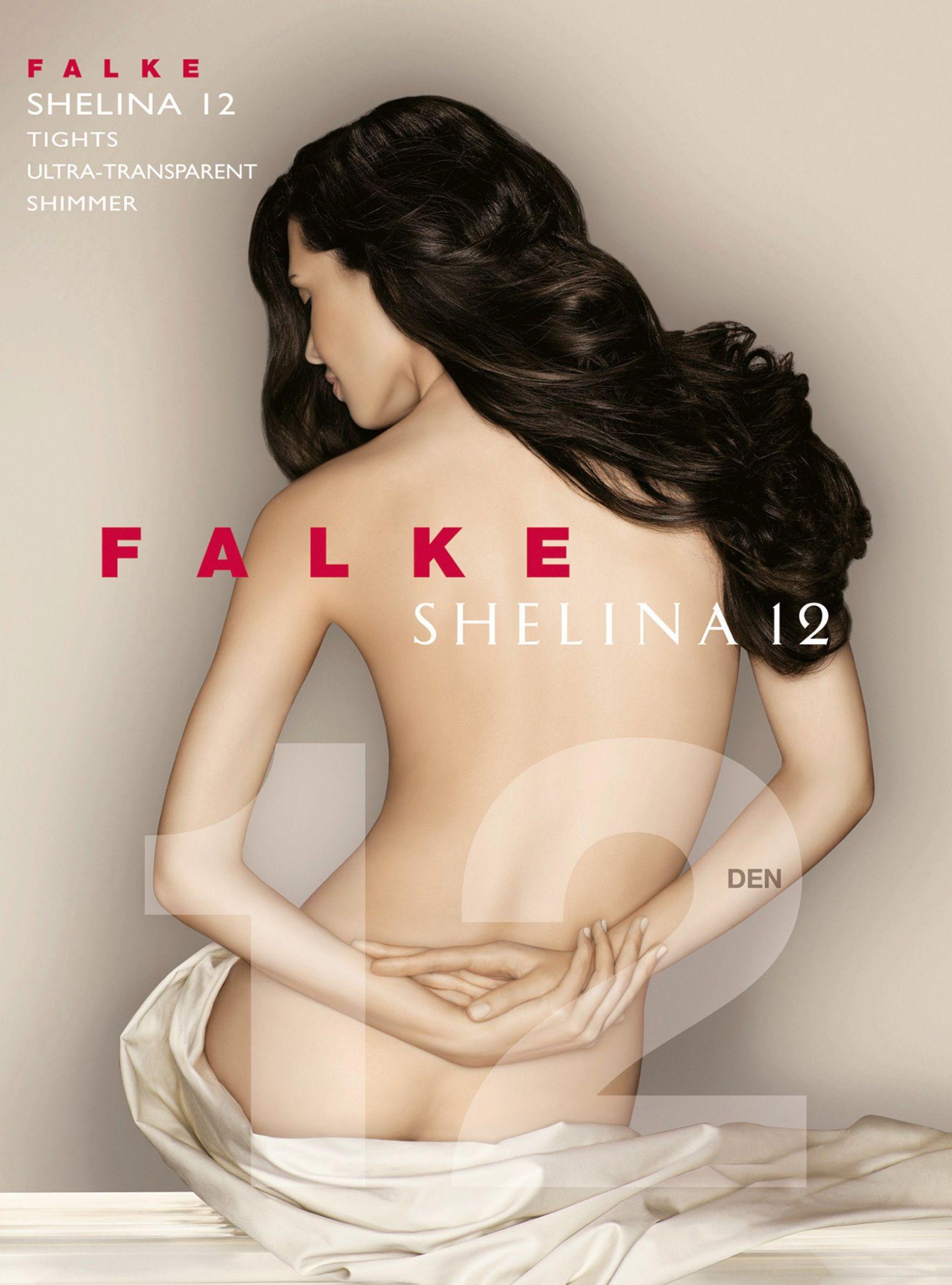 Shelina 12 den -sukkahousut Powder