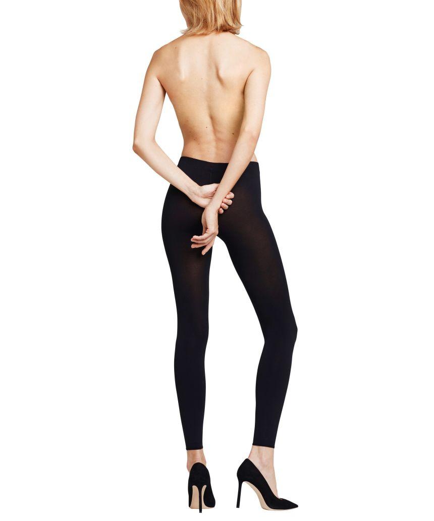 Pure Matt 100 den -leggingsit Musta