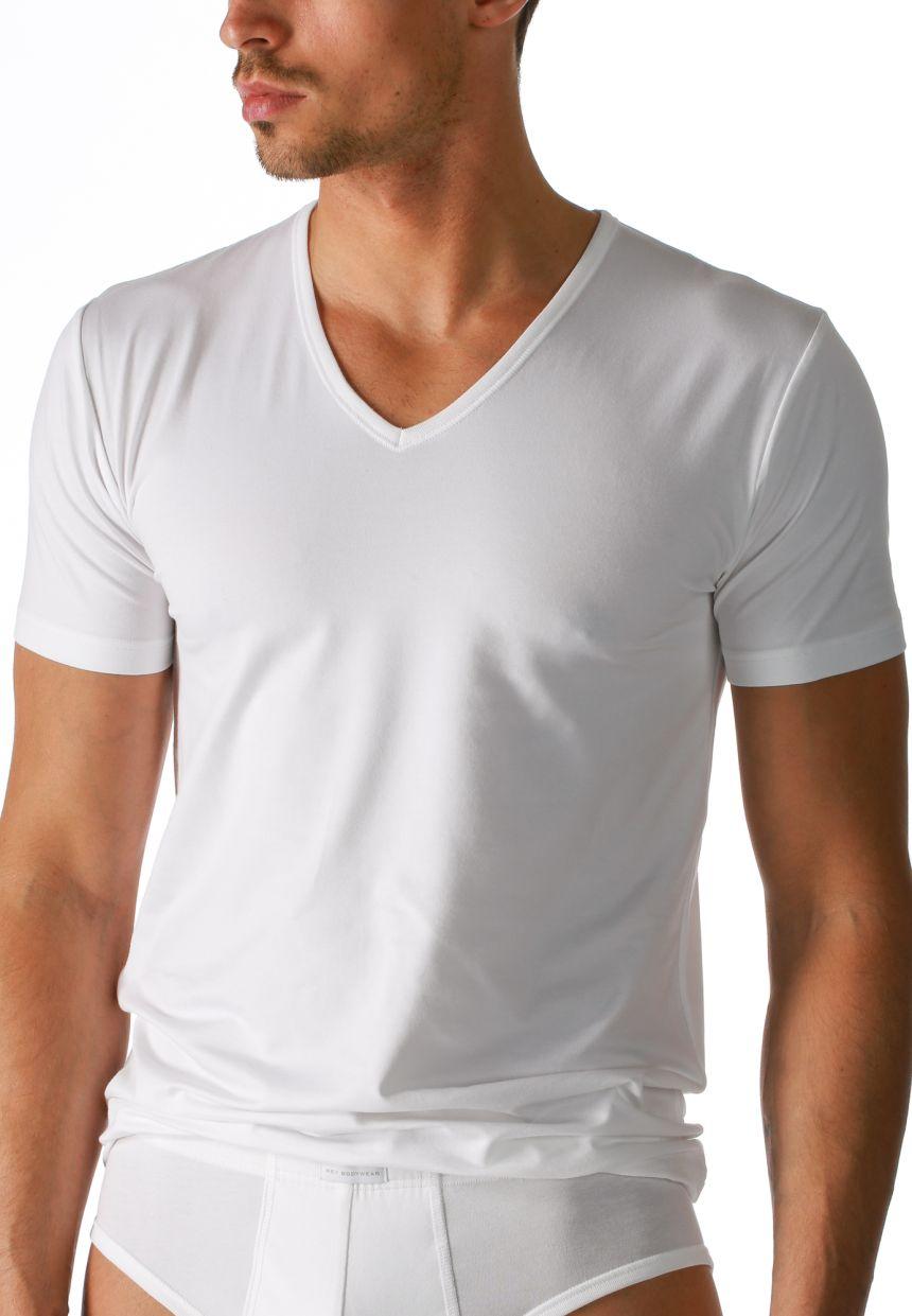 Dry Cotton t-paita Valkoinen