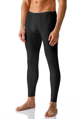Dry Cotton long-pants Black
