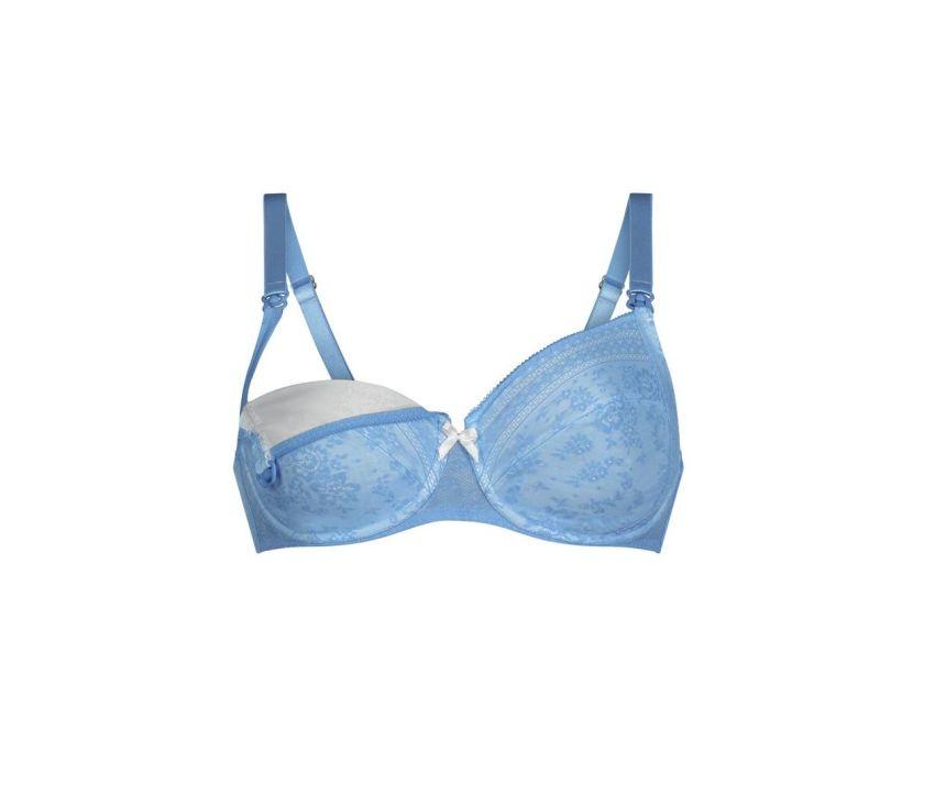 Fleur kaarituellinen imetysliivi Powder Blue