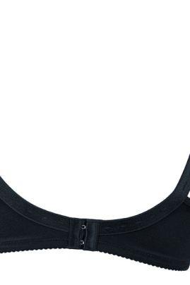 Safina Support kaaritueton rintaliivi Musta