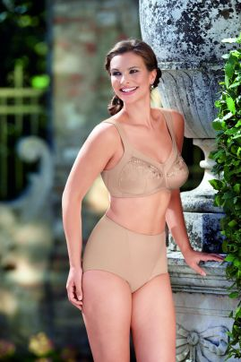 Safina Support soft bra Skin