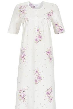 Long cotton nightdress
