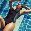 Sherry muotoileva uimapuku Deep Dive