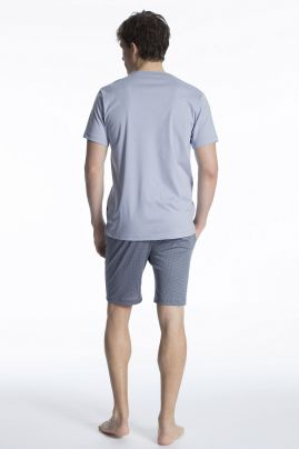 Casual Grafic lyhyt pyjama Ombre