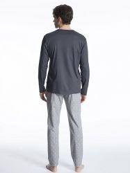 Casual Warmth pyjama Ombre