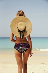 Lilly bikinihousu