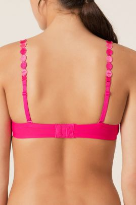 TOM push up -rintaliivi Electric Pink