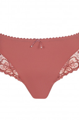 JANE korkea alushousu Red Copper