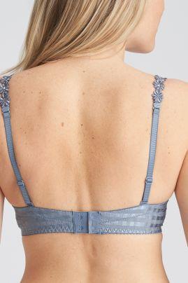 AVERO topattu pisaramallinen rintaliivi Atlantic Blue