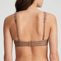 AVERO topattu pisaramallinen rintaliivi Bronze