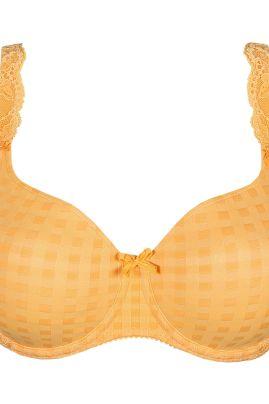 Madison padded heart shape bra Mango