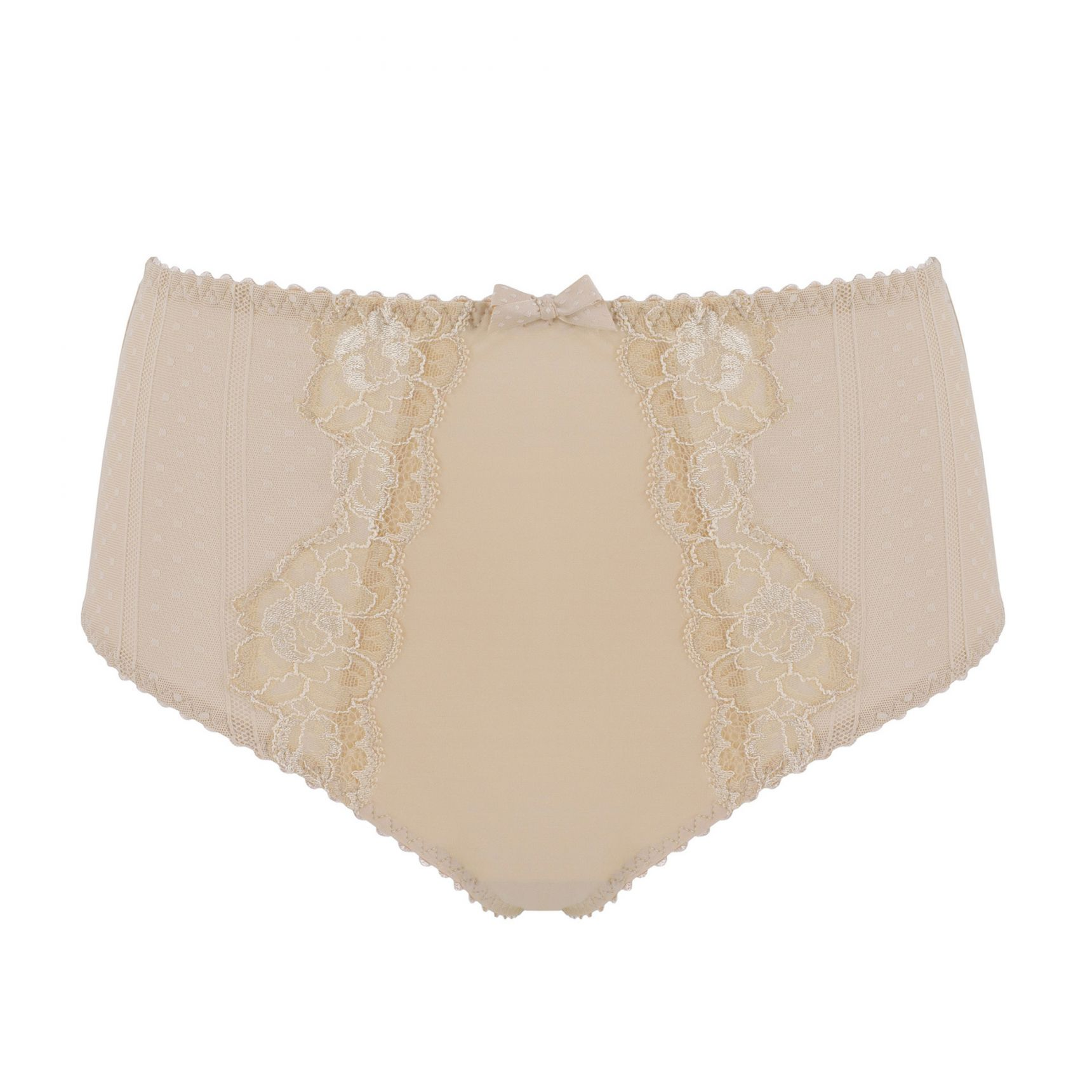 Couture korkea alushousu Cream