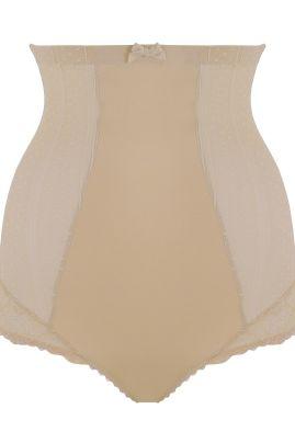 Couture корректирующие высокие трусики Cream