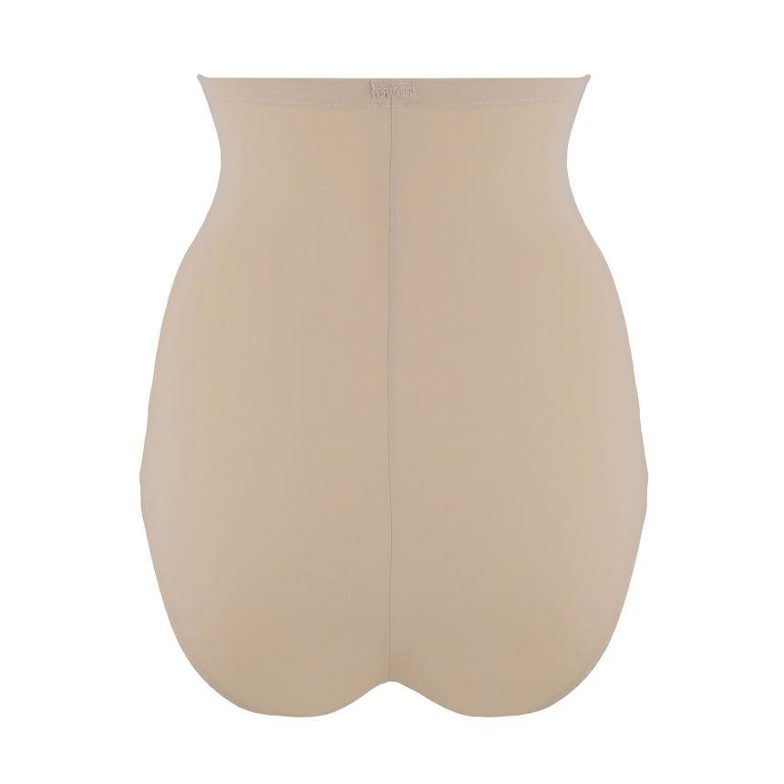 Couture korkea muotoileva alushousu Cream