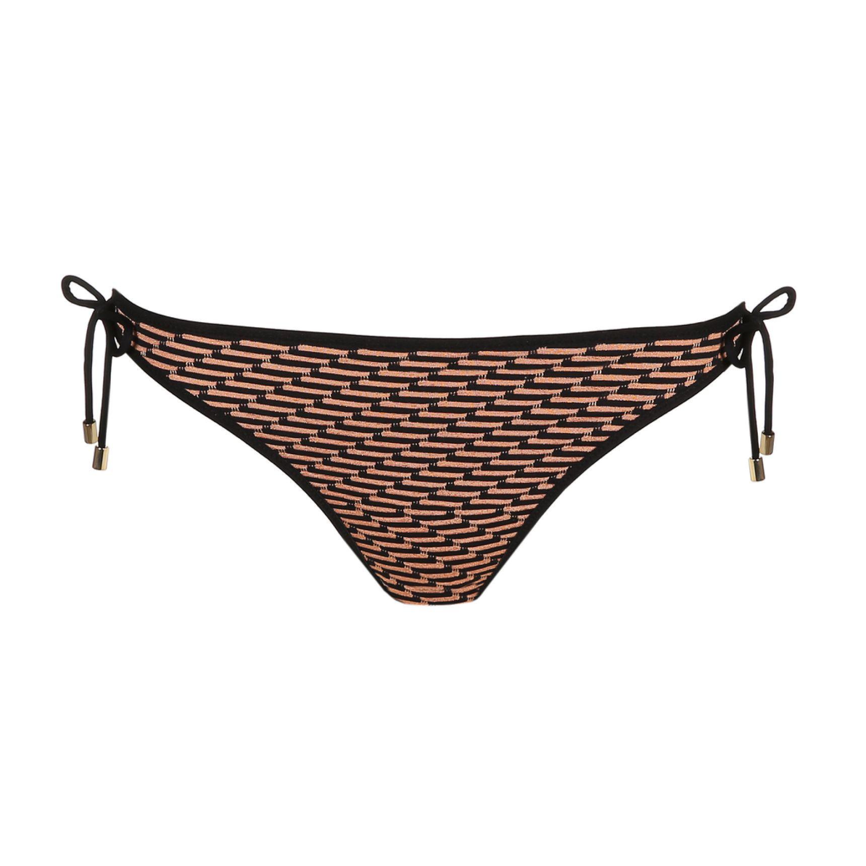 Monica bikinihousu Copper