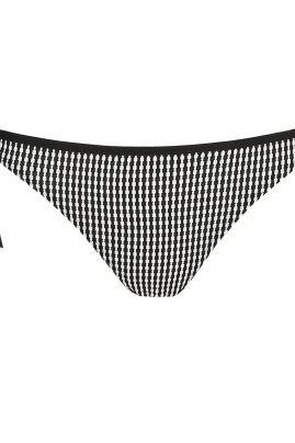 ATLAS matalavyötäröinen bikinihousu Musta