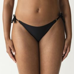 COCKTAIL solmittava bikinihousu Musta