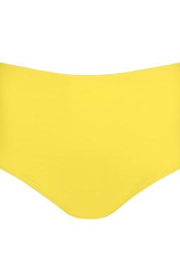 HOLIDAY korkea bikinihousu Keltainen