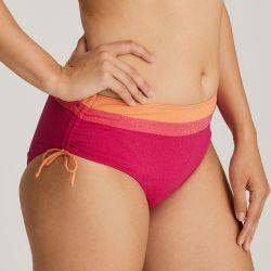 TANGER korkea bikinihousu Pink Sunset