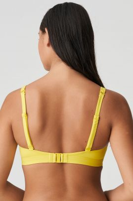 HOLIDAY topattu bikiniliivi Keltainen