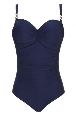 SHERRY shaping swimsuit Sapphire Blue