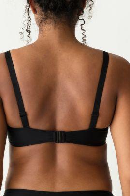 COCKTAIL täyskuppinen bikiniliivi Musta