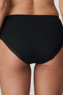SOHO korkea alushousu Musta