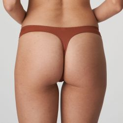 DEAUVILLE string-housu Cinnamon
