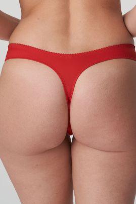 MADISON string-housu scarlet