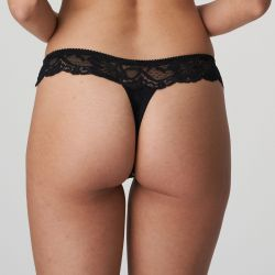 MADISON string-housut Crystal Black