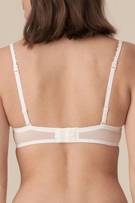 Pearl pisaramallinen rintaliivi Natural