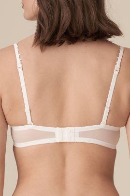 Pearl olkaimeton rintaliivi Natural