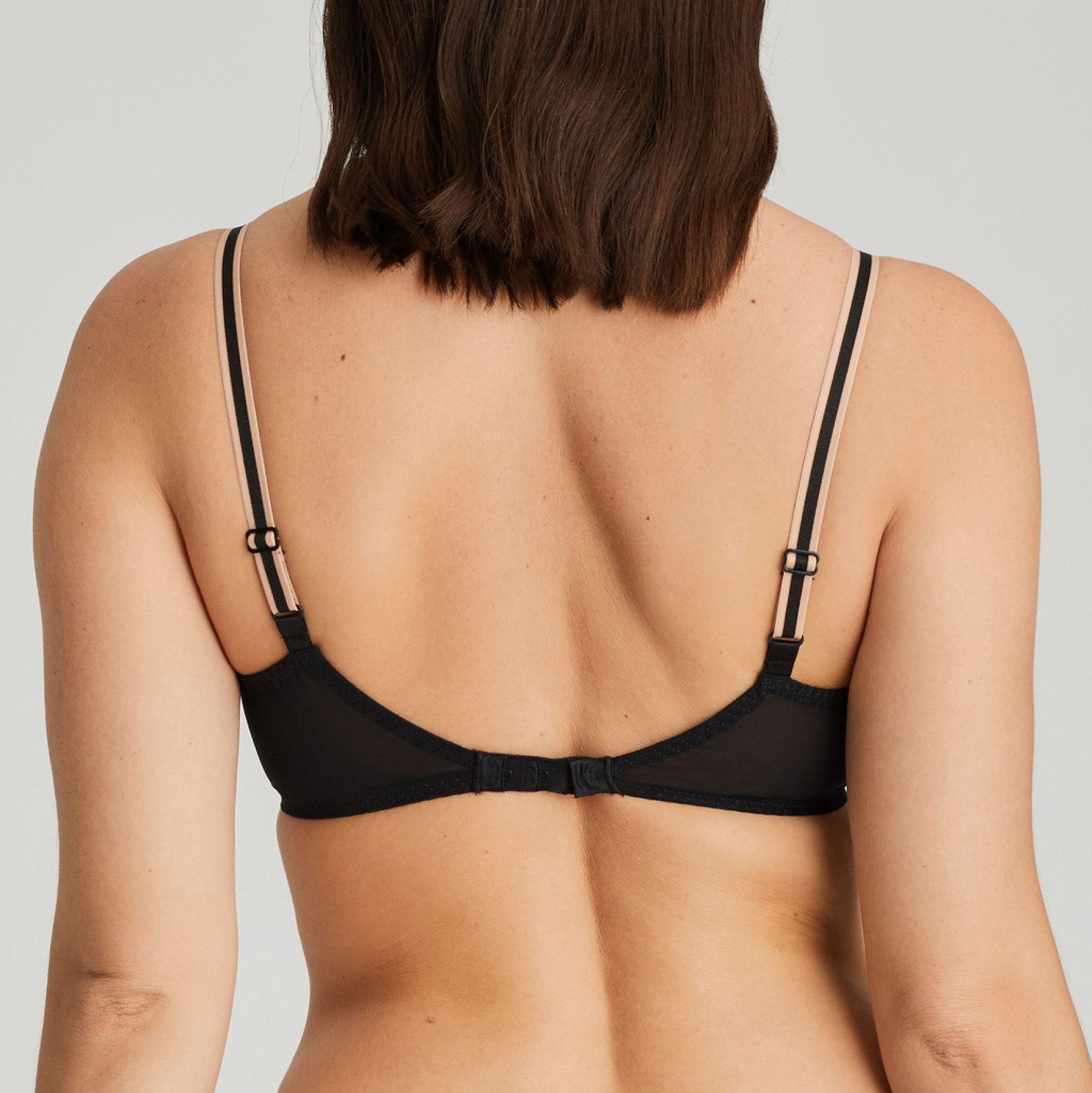 A La Folie täyskuppinen rintaliivi Celebration Black