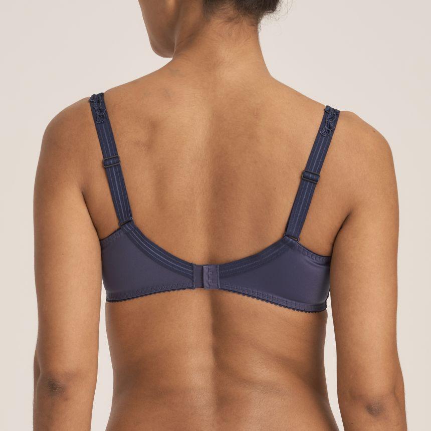 Deauville täyskuppinen rintaliivi Silver Blue