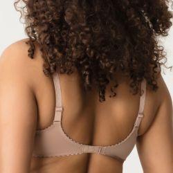 Couture täyskuppinen rintaliivi Cream