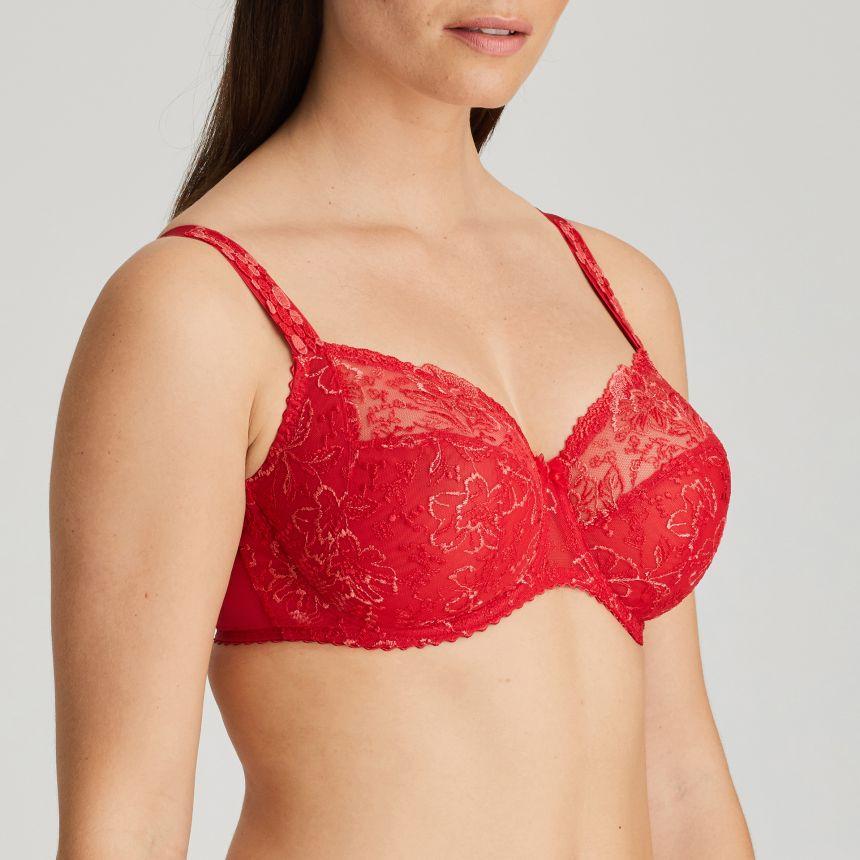 Alara täyskuppinen rintaliivi Scarlet