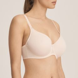 Every Woman full cup spacer bra Pink Blush